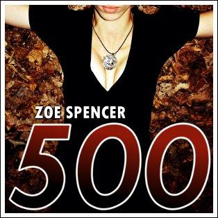 500 by Zoë Spencer