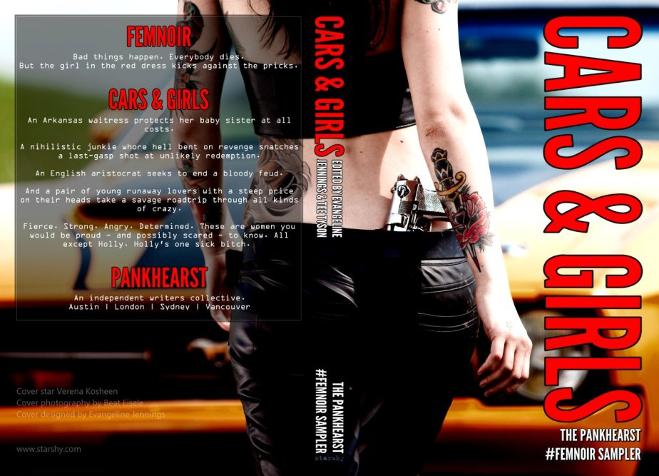 Cars And Girls - Paperback Cover
