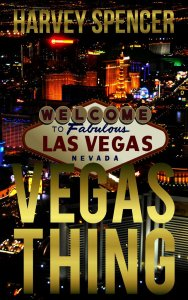 The Vegas Thing - Kindle Cover