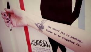 Kate Tattoo